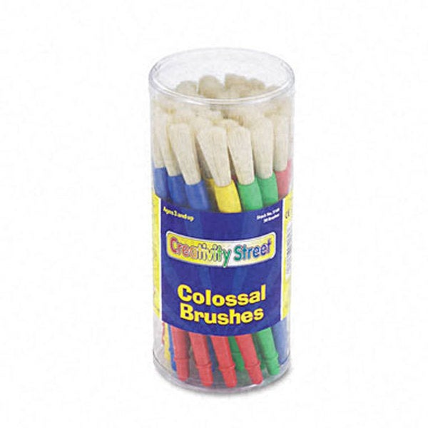 Colossal Paint Brush Set (Pack of 30)