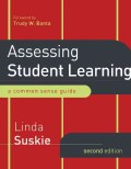 Assessing Student Learning: A Common Sense Guide (Paperback)