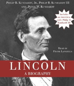 Lincoln: A Biography (CD-Audio)