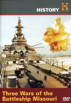 The Three Wars Of The Battleship Missouri (DVD)
