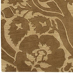 Hand-tufted Leuven Wool Rug (9' x 13')