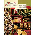 Art To Heart '12 Days Of Christmas' Book