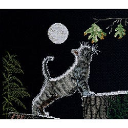 Max's Moon Counted Cross Stitch Kit