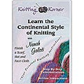 'Learn the Continental Style of Knitting' DVD
