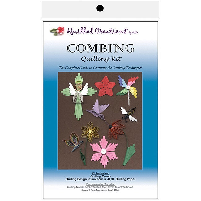 Combing Quilling Kit