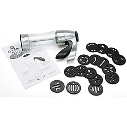 Cookie Pro Ultra II Deluxe Cookie Press