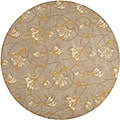 Botanica New Zealand Wool Rug (7'9 Round)