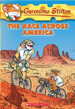 The Race Across America (Paperback)