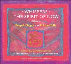 Whispers--the Spirit of Now (CD-Audio)