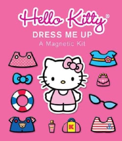 Dress Me Up: A Magnetic Kit (Paperback)