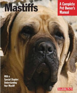 Mastiffs: Everything About Purchase, Care, Nutrition, Grooming, Behavior, and Training (Paperback)