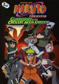 Naruto: The Movie 3: Guardians of The Crescent Moon Kingdom (DVD)