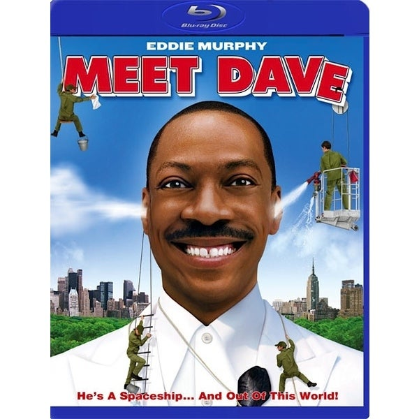 Meet Dave (Blu-ray Disc) 4123952
