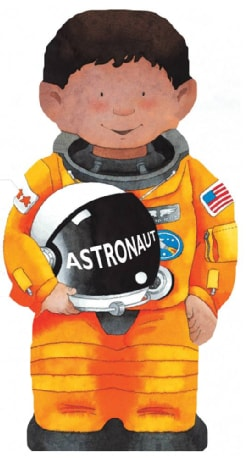 Astronaut (Board book)