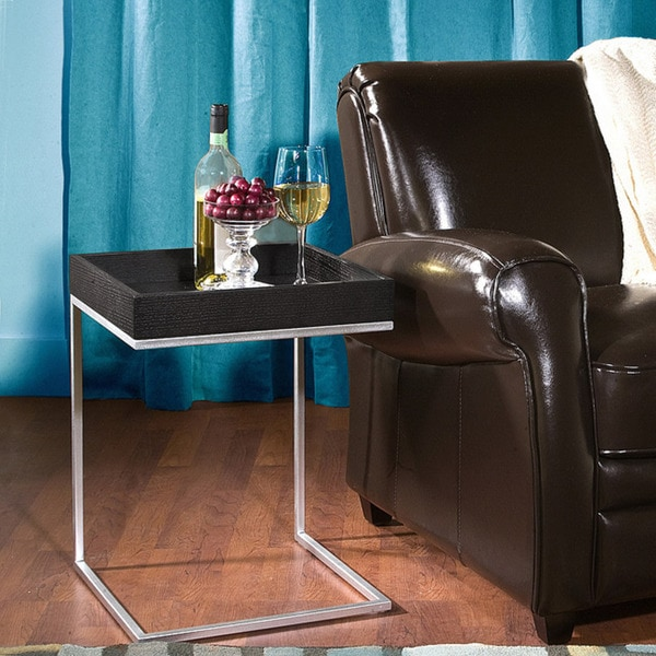 Pierson Black Oak End Table