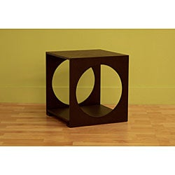 Sacheverell Black End Table