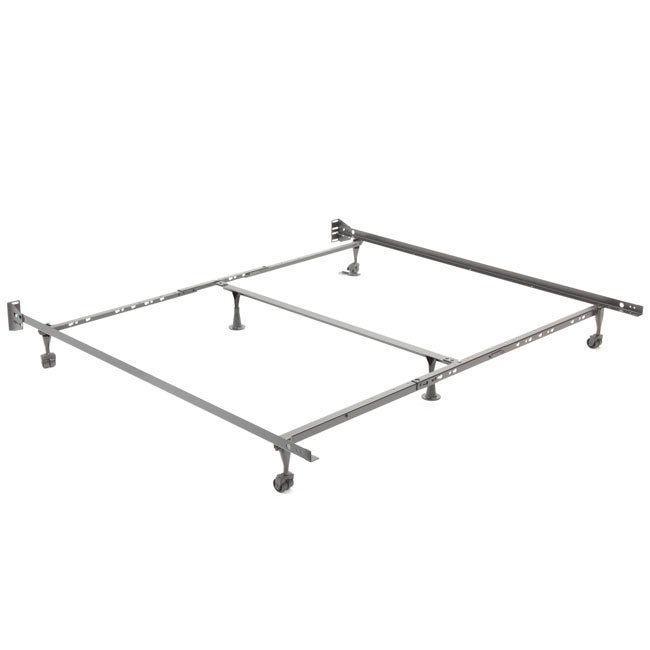 Uni-Matic Universal Metal Bed Frame