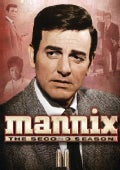Mannix: The Second Season (DVD)