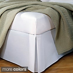 Fresh Ideas 14-inch Drop Poplin Bedskirt