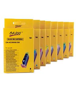 Ink Cartridge Combo for Canon i9900/iP8500 (Pack of 8)