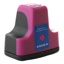 HP 02 Magenta-Ink Cartridge Printer (Remanufactured)