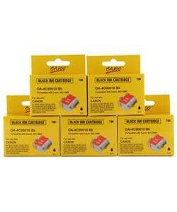 Canon BCI10BK Black Ink Cartridge (Pack of 5)