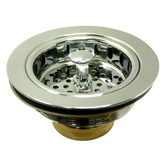 Sink Strainer : Kitchen Sink Brass Strainer - 11501650 - Overstock.com Shopping - Big ...