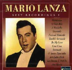 MARIO LANZA - BEST RECORDINGS