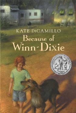 Because of Winn-dixie (Paperback)