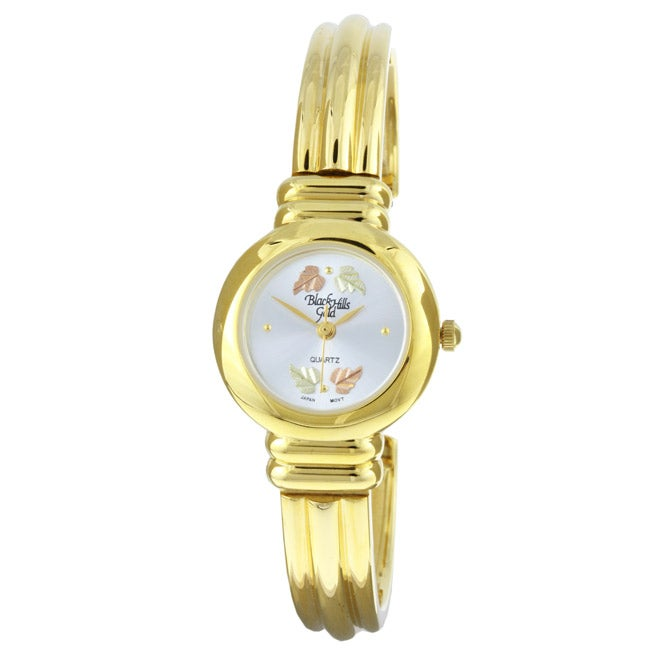 Black Hills Gold Ladies Cuff Watch