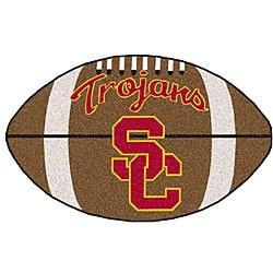 Fanmats NCAA University of Southern California Football Rug