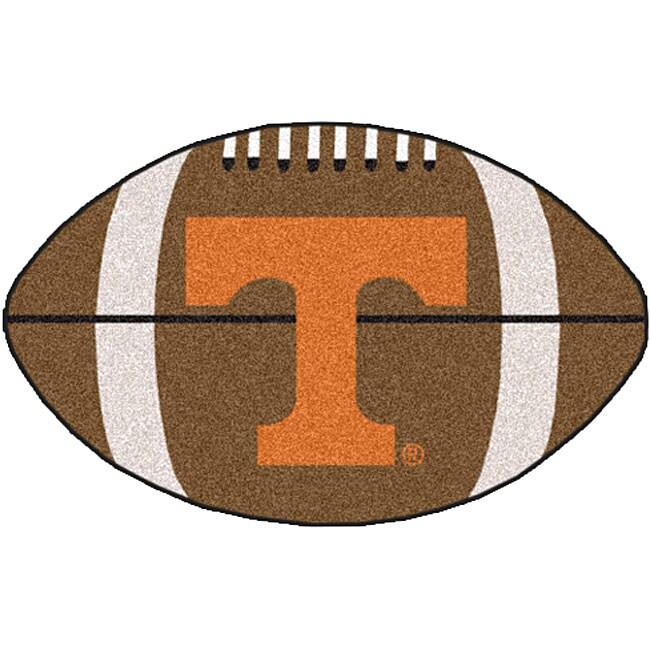 Fanmats NCAA University Of Tennessee Football Area Rug (22