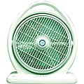 Portable Green 3-speed 14-inch Box Fan