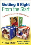 Getting It Right from the Start: The Principal's Guide to Early Childhood Education (Paperback)