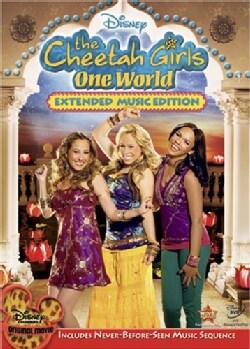 The Cheetah Girls: One World (DVD)