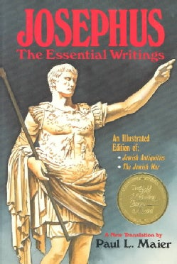 Josephus: The Essential Writings (Paperback)
