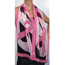 Breast Cancer Awareness Scarves (Set of 3)