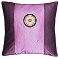 Violet and Purple Decorative Cushion Cover