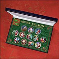 American Coin Treasures Santa Claus Coin Collection