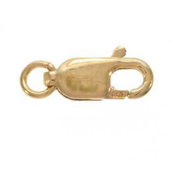 Beadaholique 14k Goldfill 10-mm Straight Lobster Clasp