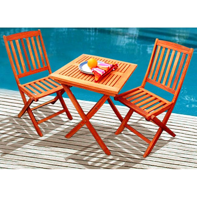 Glaser Outdoor Folding Bistro Set at Sears.com