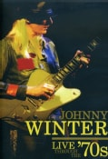 Live through the '70s: Johnny Winter (DVD)