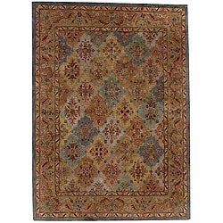 Hand-tufted Buktiar Wool Rug (5' x 8')