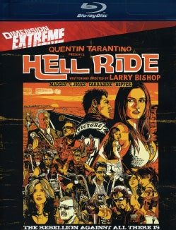 Hell Ride (Blu-ray Disc)