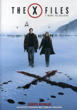 X-Files: I Want To Believe (DVD)
