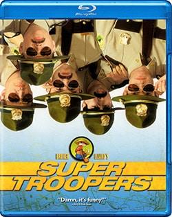 Super Troopers (Blu-ray Disc)