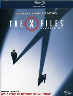 X-Files: I Want To Believe (Blu-ray Disc)