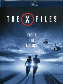 X-Files Fight The Future (Blu-ray Disc)