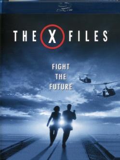 X-Files Fight The Future (Blu-ray Disc)