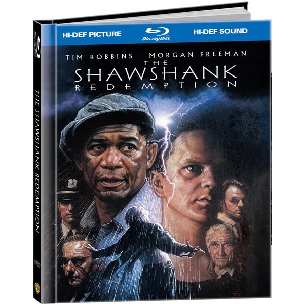 The Shawshank Redemption DigiBook (Blu-ray Disc) 4158638